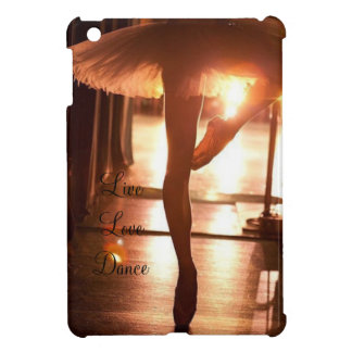 Live Love Dance - Ballet iPad Mini Cases