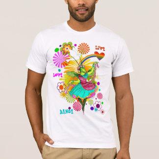 Live, Love, Dance T-Shirt