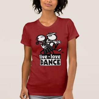 LIVE LOVE DANCE TANGO T-Shirt