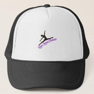 Live, Love, Dance Trucker Hat