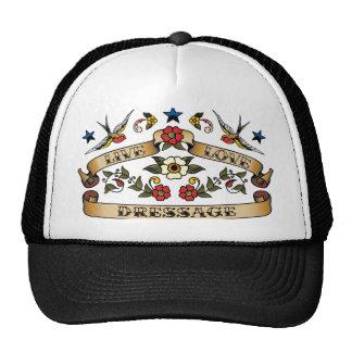 Live Love Dressage Trucker Hat