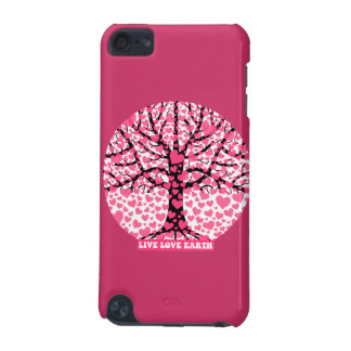 live love earth iPod touch 5G covers