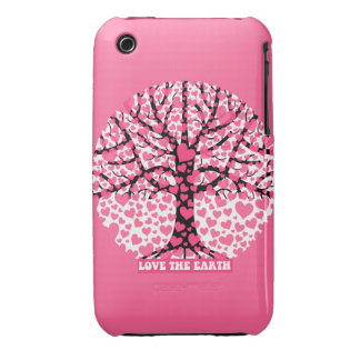 live love earth iPhone 3 covers