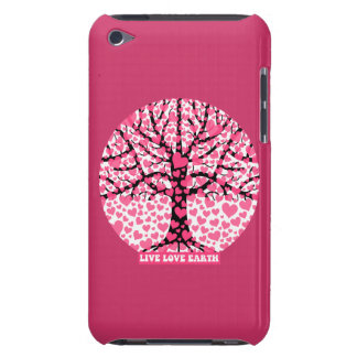 live love earth iPod touch cover