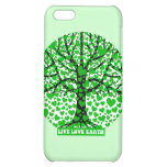 live love earth iPhone 5C cover