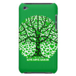live love earth iPod touch Case-Mate case