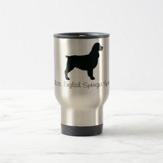 Live, Love, English Springer Spaniels! Travel Mug