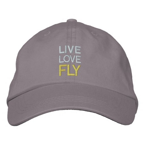 Live Love Fly Hat