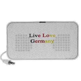 Live Love Germany Speaker