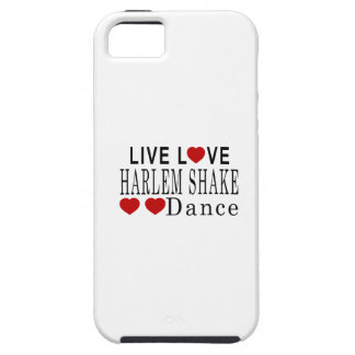 LIVE LOVE HARLEM SHAKE DANCE iPhone SE/5/5s CASE