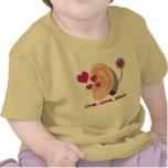 Live, Love, Hear Baby T T-shirt