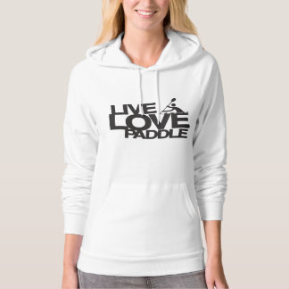 Live Love Hike | Hiking Hooded Pullover