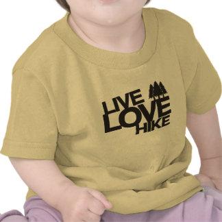 Live Love Hike | Hiking Tee Shirts