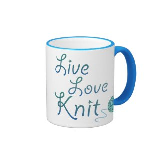 Live Love Knit for Knitters (darker version)