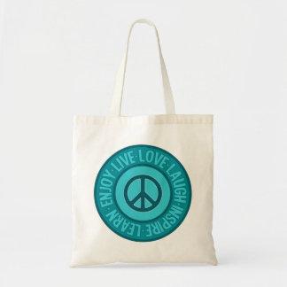 LIVE LOVE LAUGH ... bag - choose style & color