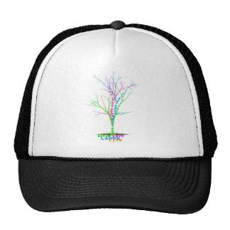 Live Love Laugh Dream ROOTS Design Trucker Hat