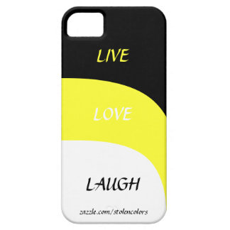 Live Love Laugh Iphone 5 iPhone 5 Cases
