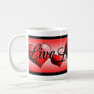Live Love Laugh Mugs