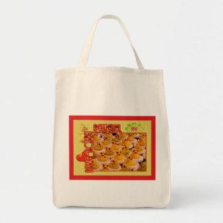 Live Love Laugh Rubber Ducks Inspirational Bag