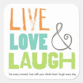 live love laugh stickers