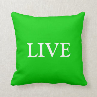 Live Laugh Love Pillows - Decorative & Throw Pillows Zazzle