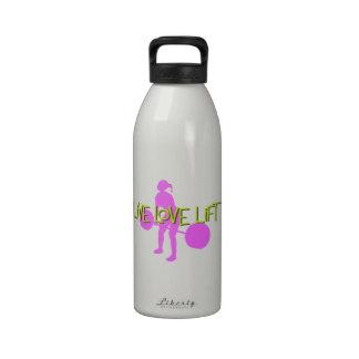 Live Love Lift - Crossfit Drinking Bottle