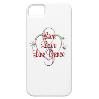 Live Love Line Dance iPhone SE/5/5s Case