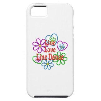 Live Love Line Dancing iPhone SE/5/5s Case