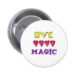 Live Love Magic Button