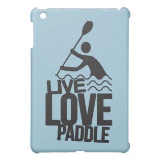 Live Love Paddle | Kayak Canoe iPad Mini Cover