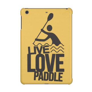Live Love Paddle | Kayak Canoe iPad Mini Retina Covers
