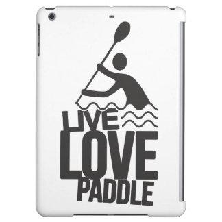Live Love Paddle | Kayak Canoe iPad Air Cases