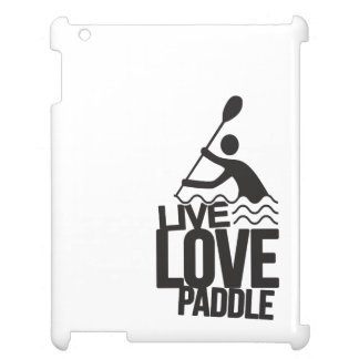 Live Love Paddle | Kayak Canoe Case For The iPad