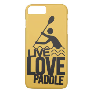 Live Love Paddle   Kayak Canoe iPhone 8 Plus/7 Plus Case