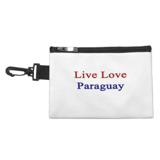 Live Love Paraguay Accessory Bag