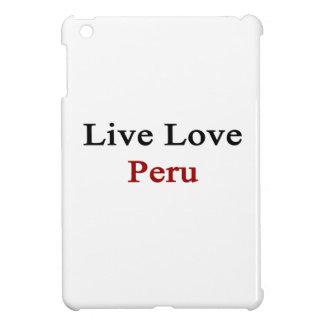 Live Love Peru iPad Mini Case