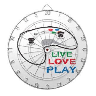 LIVE LOVE PLAY DARTBOARDS