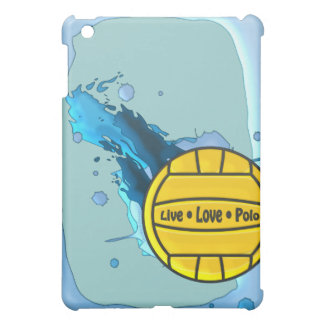 Live Love Polo - Water Polo iPad Case