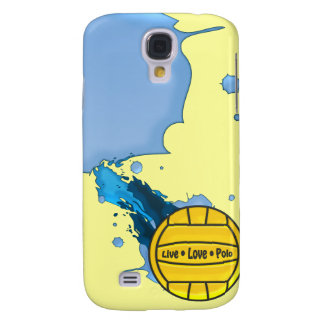 Live Love Polo - Water Polo iPhone 3g/3gs Case
