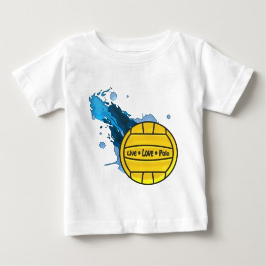 Live Love Polo - Water Polo Tees for Lil Folks