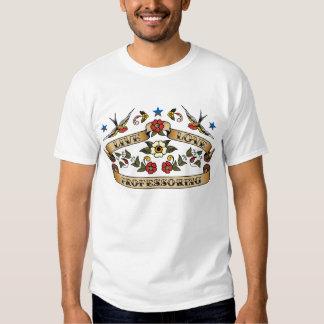 Live Love Professoring T Shirt