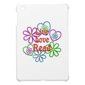 Live Love Read iPad Mini Case