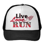 Live Love Run Trucker Hat