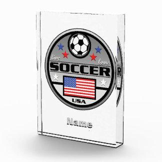 Live Love Soccer America Award