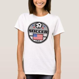 Live Love Soccer America T-Shirt
