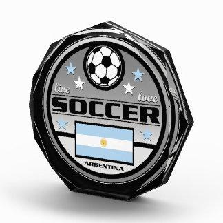 Live Love Soccer Argentina Award