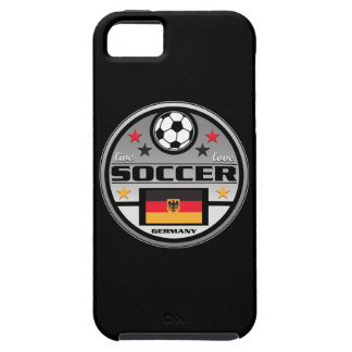 Live Love Soccer Germany iPhone SE/5/5s Case