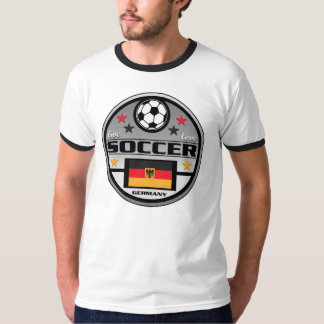 Live Love Soccer Germany T-Shirt