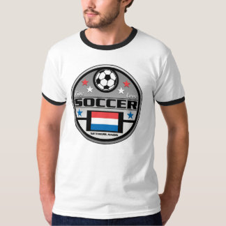 Live Love Soccer Netherlands T-Shirt