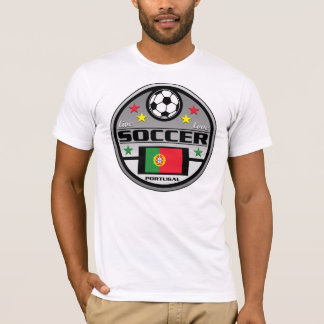 Live Love Soccer Portugal T-Shirt